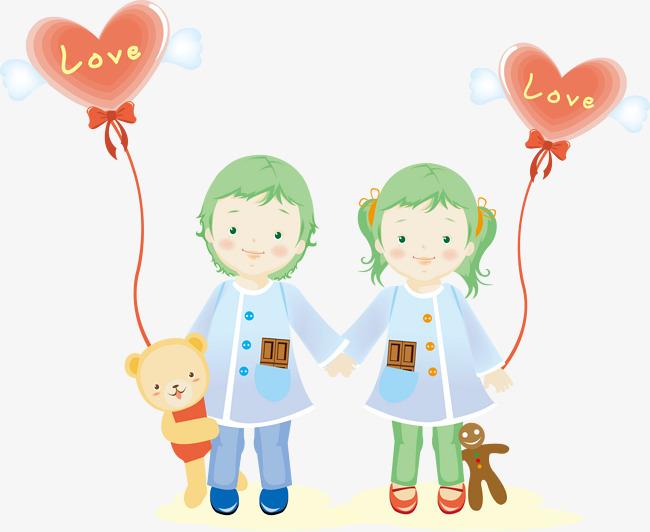 Valentinstag Cartoon Figur Grusskarten Diagramm Der Valentinstag