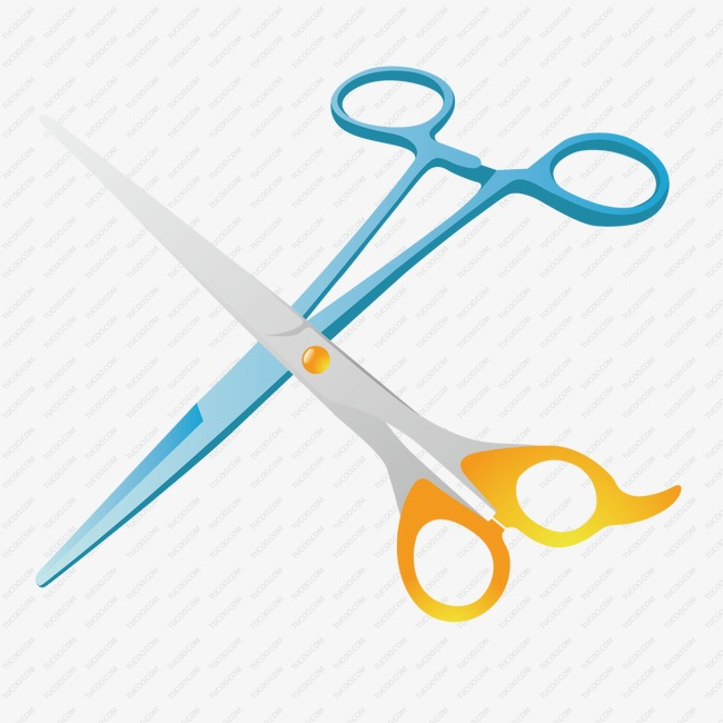Friseur Schere Werkzeuge Schere Form Png Und Vektor Zum Kostenlosen