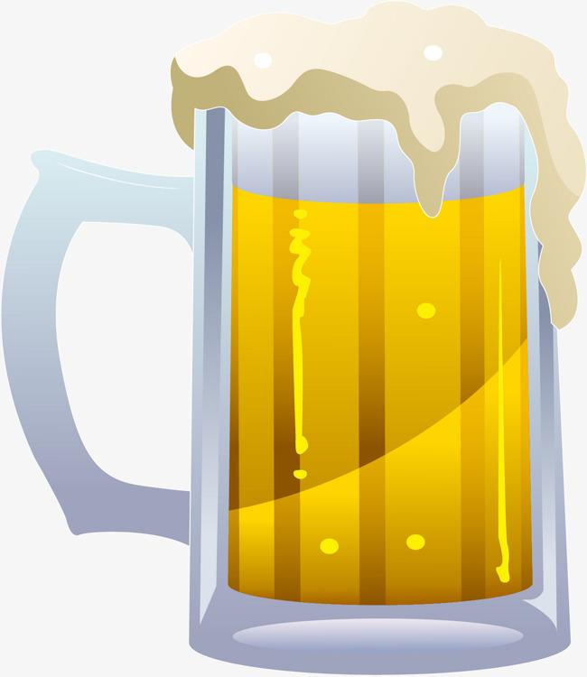 Effet De La Biere élément de vecteur de l effet de la bière de la bière effet de l