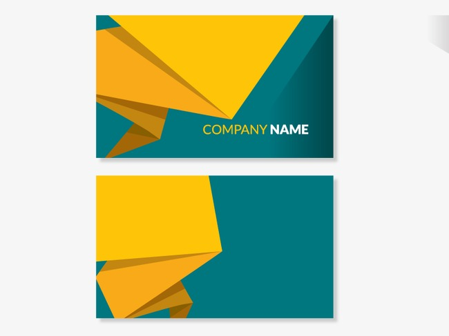 Vector Business Card Business Vector Card Vector Hd Png And