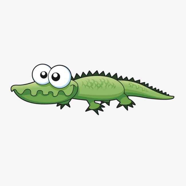 De Dessin Vectoriel Croco Crocodile Vert Dessin PNG et ... - photo#9