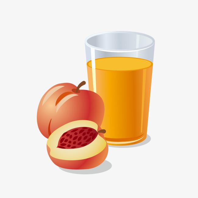 De Dessin Vectoriel De Jus De Fruit Graphique Vectoriel