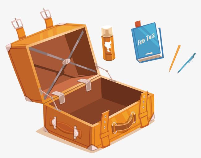 Vektor Kotak Bahan Kotak Vektor Kotak Pensil Png Dan Vektor Untuk