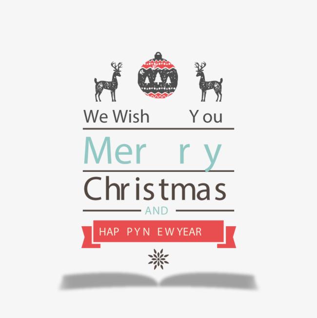Vector Christmas Invitation Card Christmas Vector Card