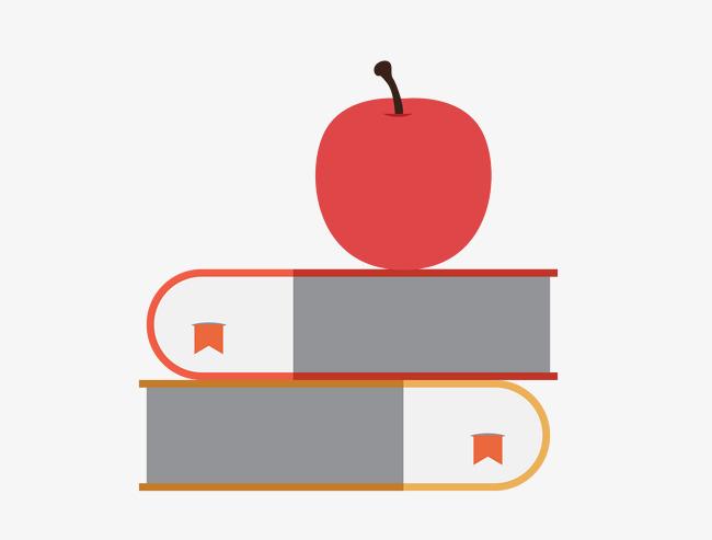 Vektor Warna Buku Buku Di Apple Vektor Apple Buku Mewarnai Apple Png