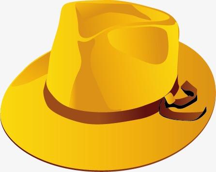 Vector Sombrero Sombrero Amarillo Sombrero De Vaquero PNG y Vector ... 90c4733d6c4