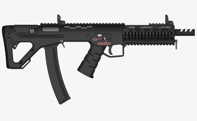 Vector De Armas Militares La Guerra Las Armas De Fuego