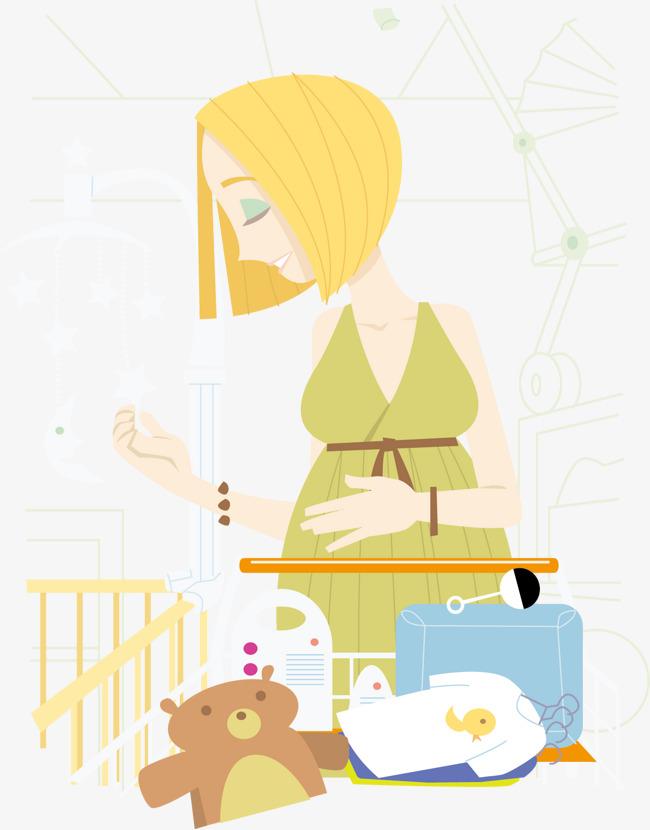 Vector Pregnant Woman Woman Vector Pregnant Clipart Woman Clipart