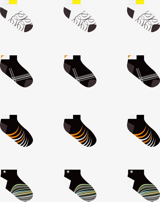 vector template socks socks vector ai fashion design png and