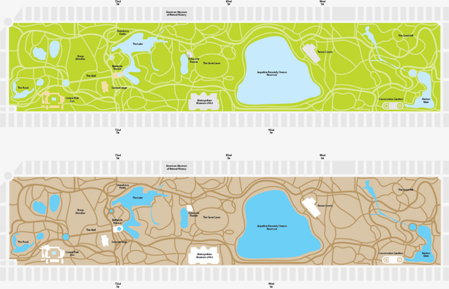 Vector Us National Parks, Map, Lake, Distance Mark PNG and Vector ...