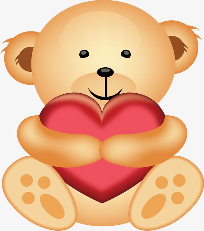 Vector Winnie Oso Amor Juguete Png Y Vector Para Descargar Gratis