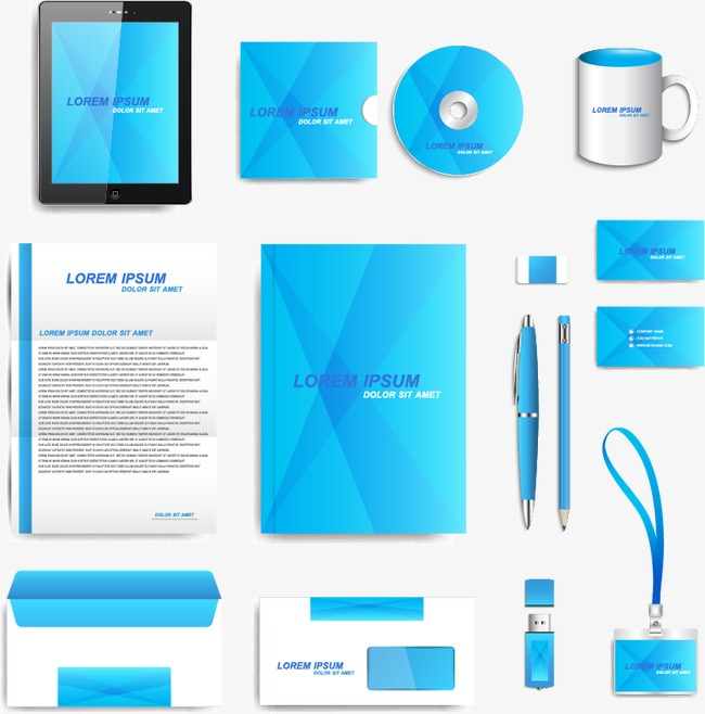 Vis Design Template Vector Material Envelope Design Business Card