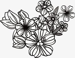 wedding corner flower wedding vector corner vector flower vector