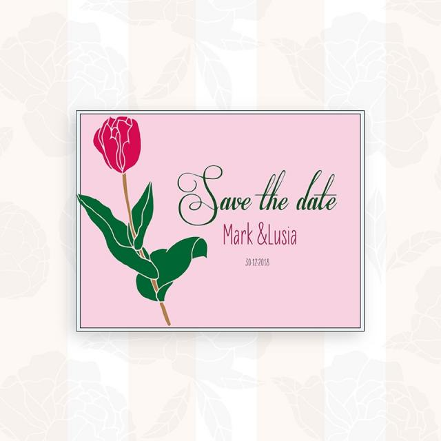 wedding invitation save the date template for free download on pngtree