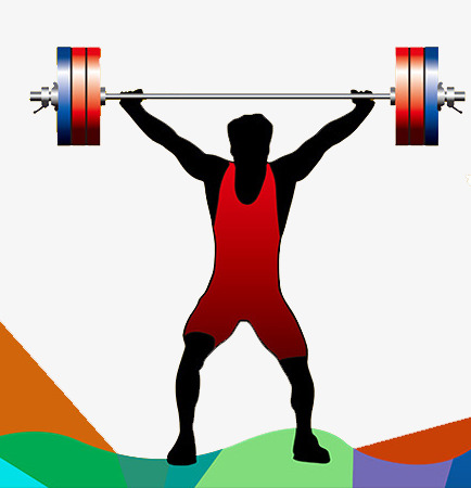 Weightlifting Competition, Weightlifting Clipart, Movement ...