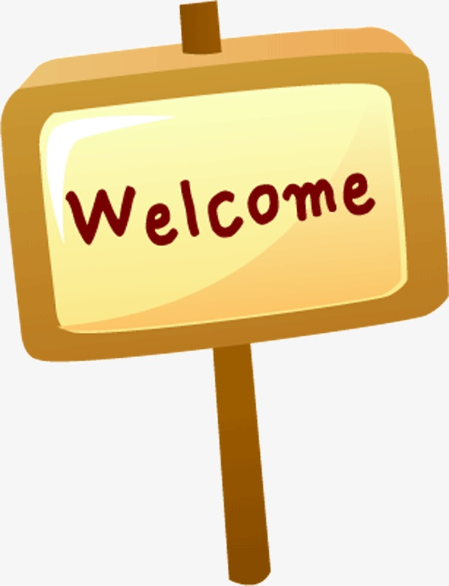 Wood Welcome Signs, Wood Clipart, Welcome Clipart, Wood ...