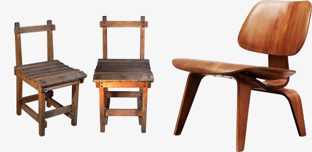 Chaise De Chaises Et De Rondins De Bois Chaise Une Paire De Chaise L