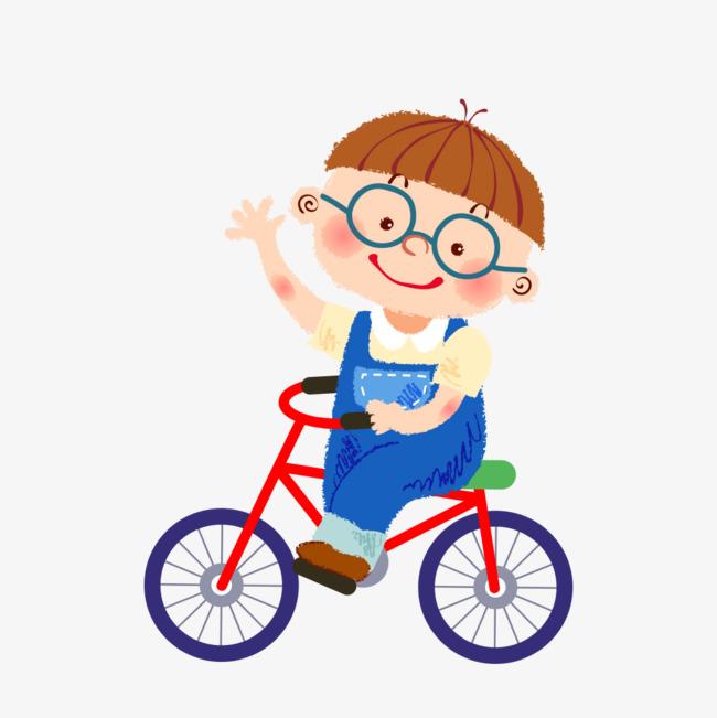 Картинки на велосипеде для детей