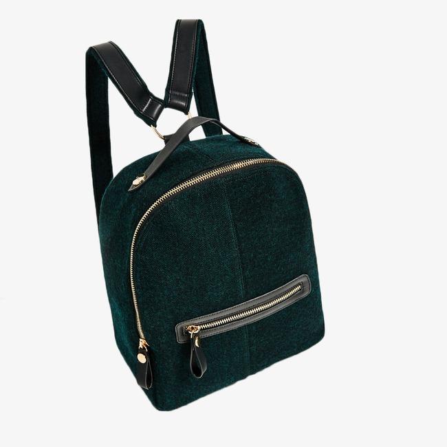203e86914b Zara Zipper Backpack