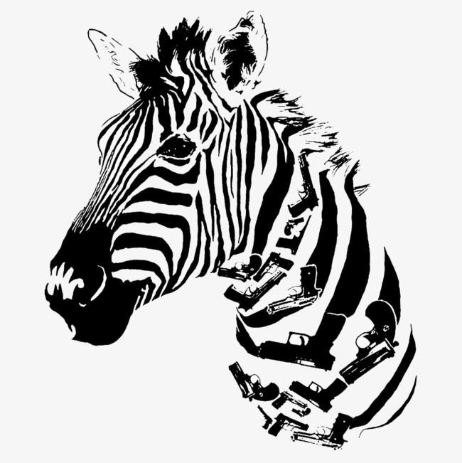 Zebra Silhouette Zebra Clipart Zebra Fashion Image And