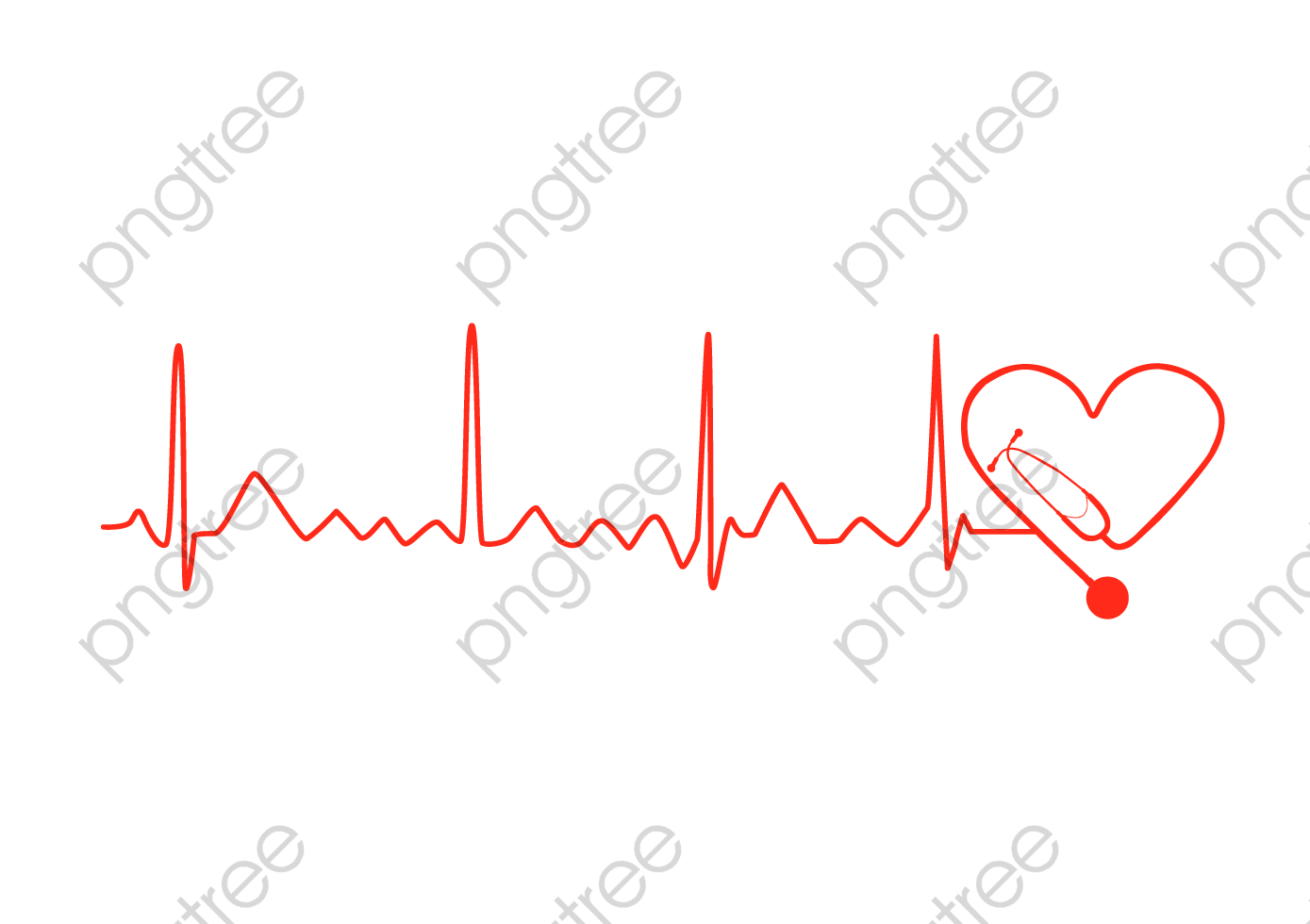 Transparent Ecg PNG Format Image With Size 1389*980