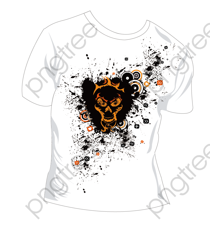 Transparent Vector White T Shirt Format Image With Size 695787