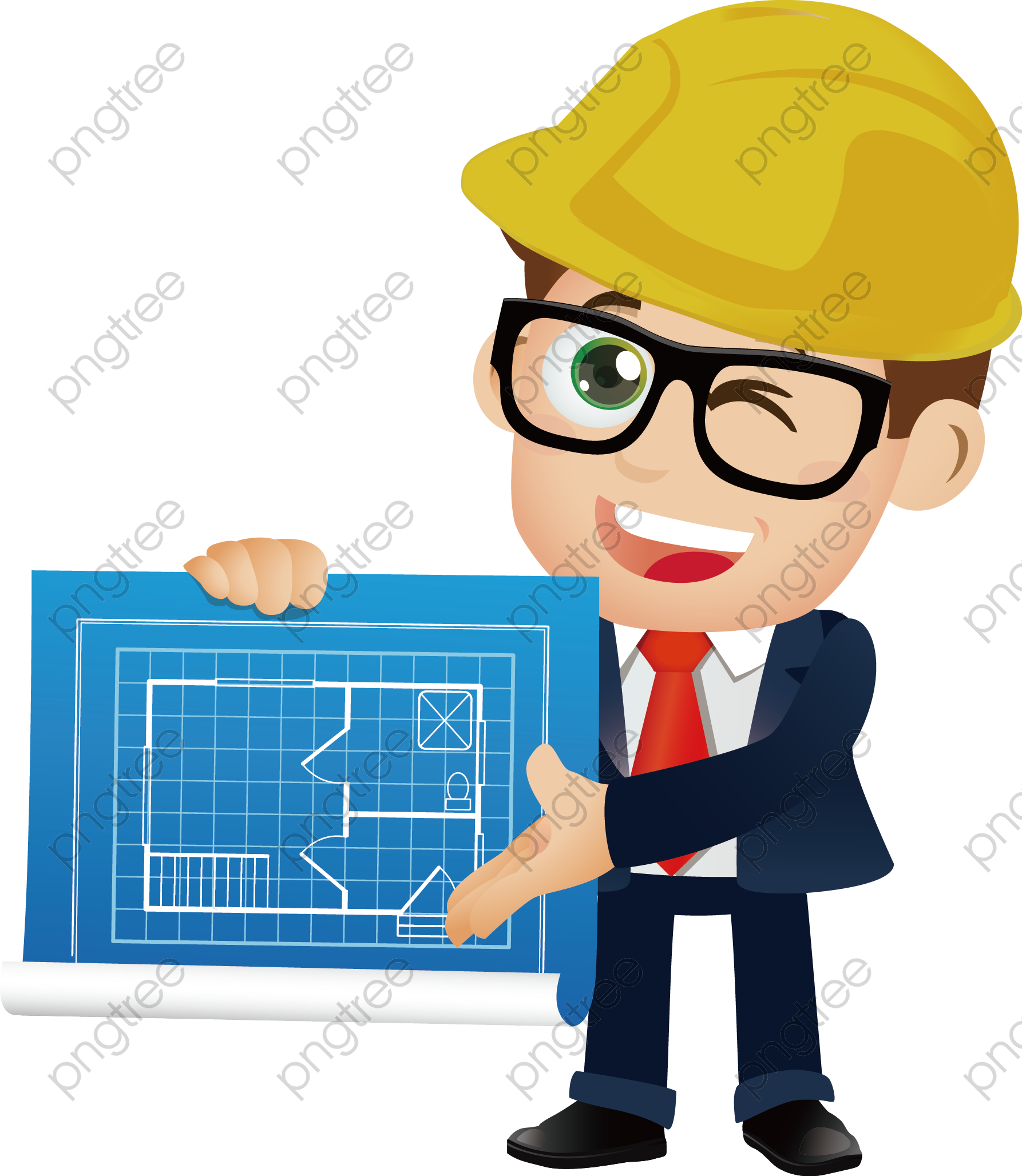 transparent engineer png format image with size 1786*2056 preview page