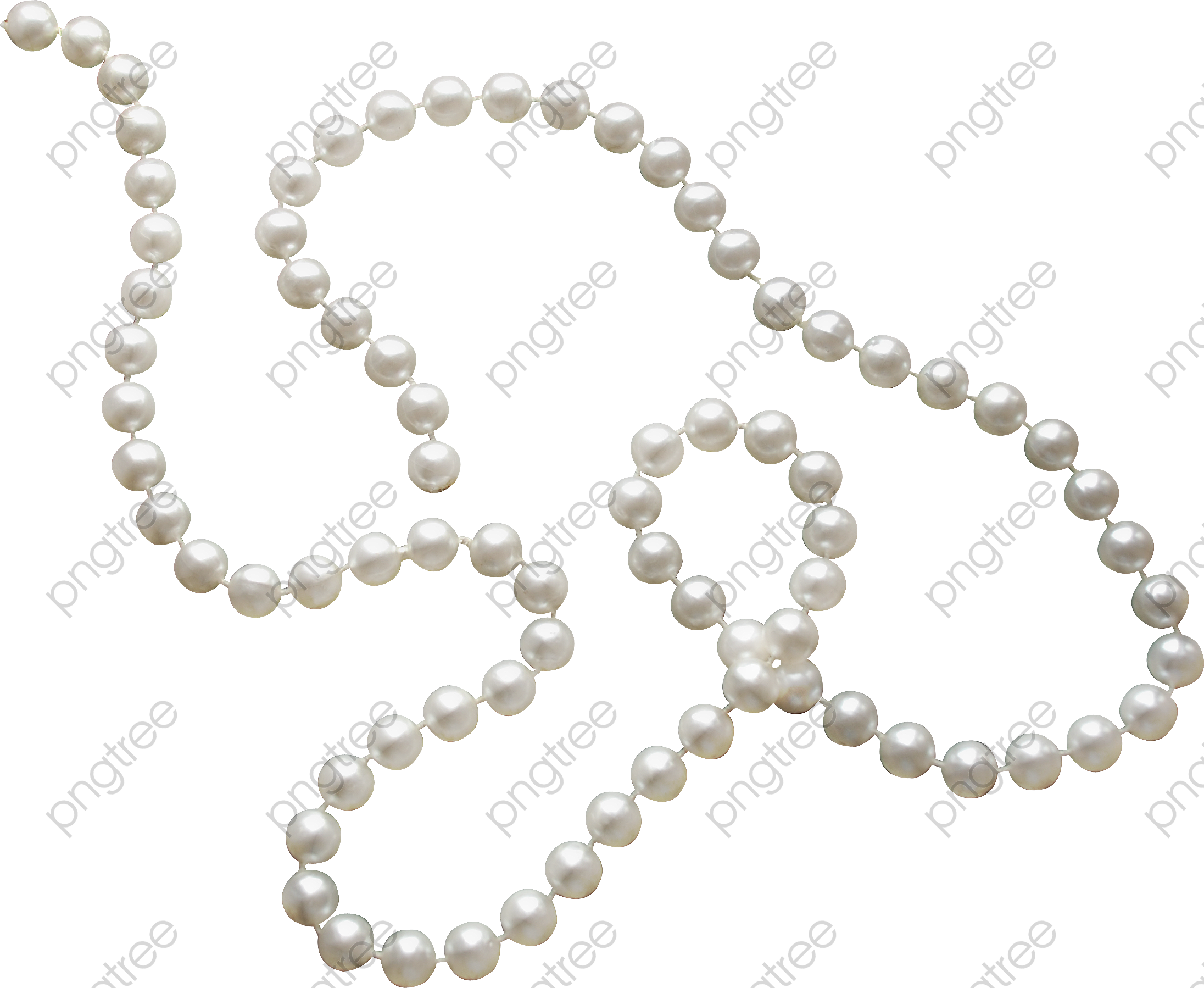 transparent white pearl necklace png format image with size 2192 1798 preview page