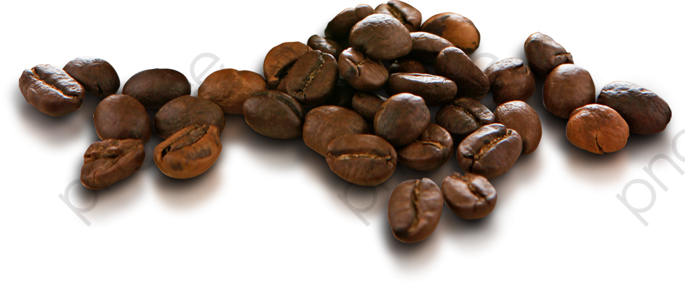 Coffee Beans, Brown, Coffee PNG Transparent Clipart Image