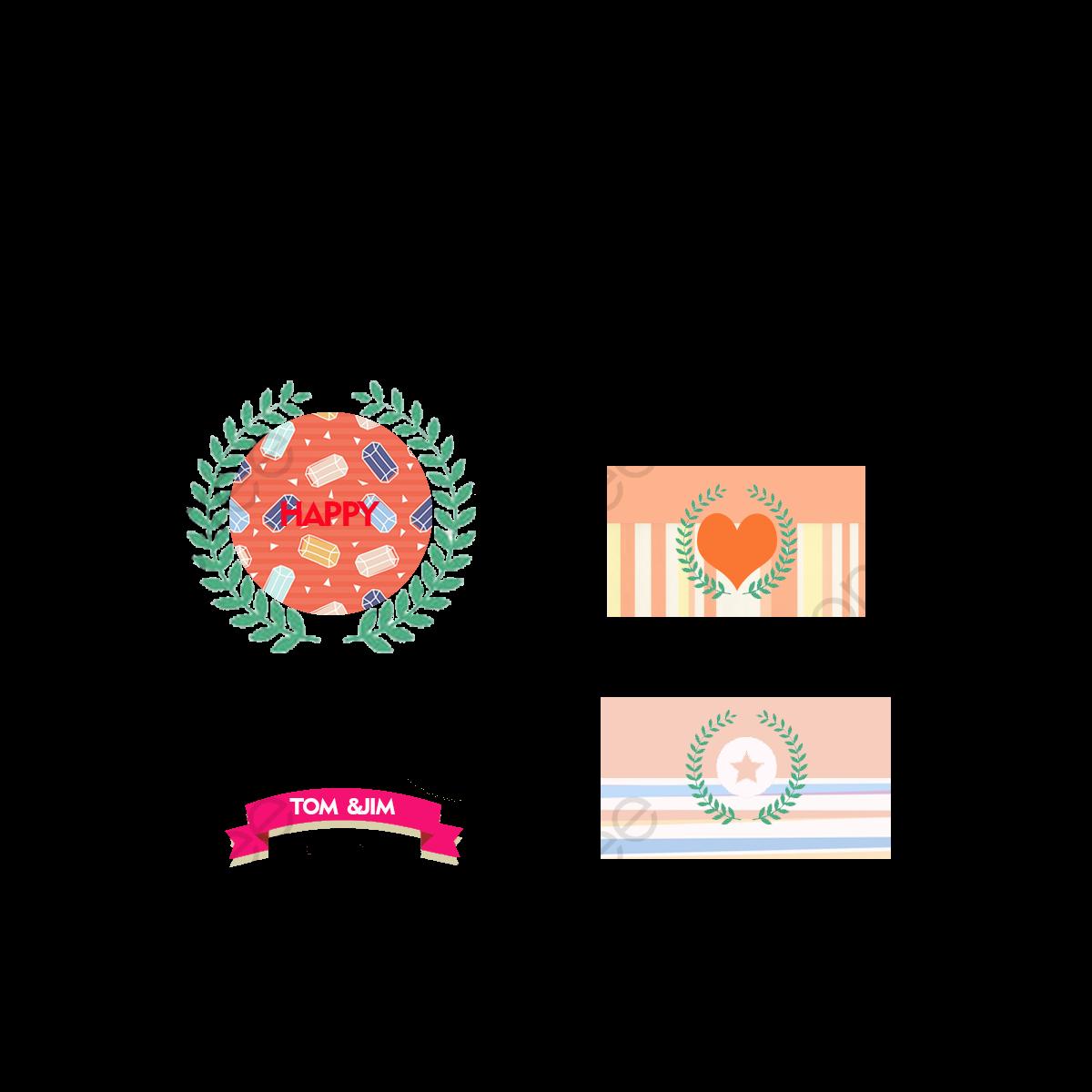 Vector Flores Convites Convites Casamento Casamento Png E: Etiquetas Do Casamento 15 Flores Vector Vector De