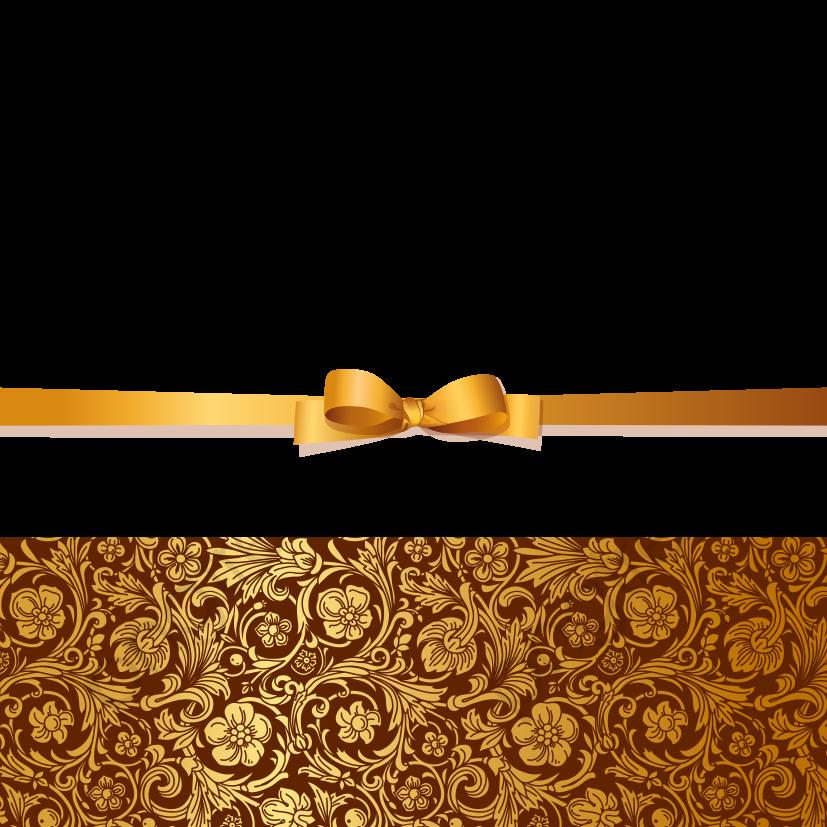 golden noble de motif motif ombrage or le ruban fichier