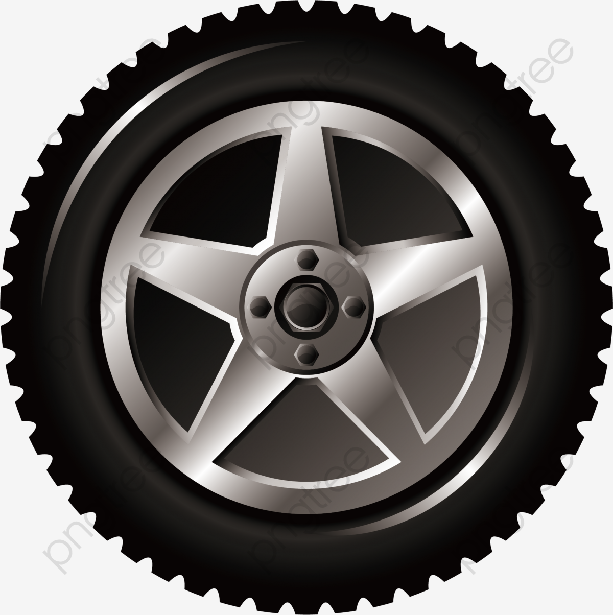 preto de pneus pe u00e7as a roda a estrutura do carro png e