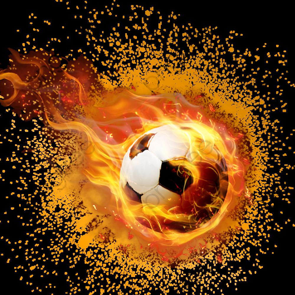 feu de football feu le football mouvement fichier png et psd pour le t u00e9l u00e9chargement libre