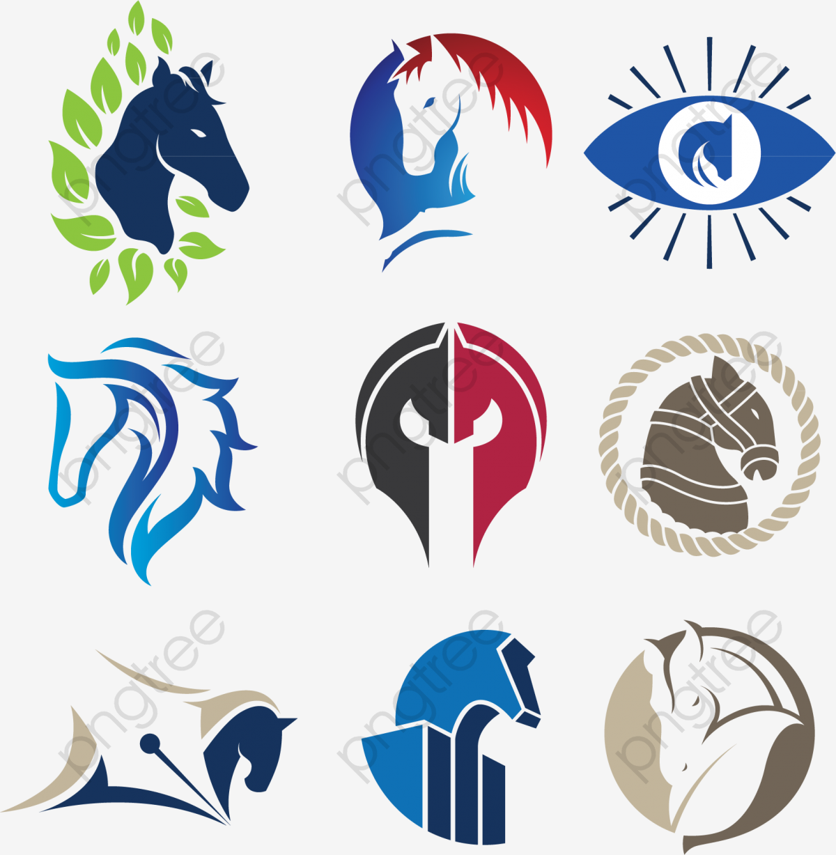 creative-vector-horse-logo-design-png-clipart_1931336 Ideas For Creative Vector Art Logo @bookmarkpages.info