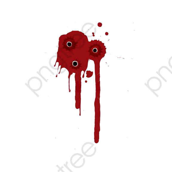 Bullet Hole With Blood Png A Pictures Of Hole 2019