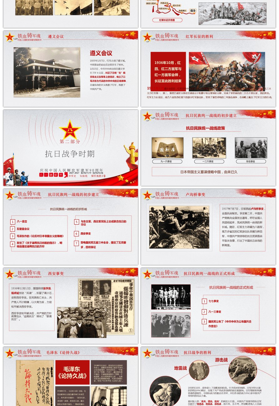 Awesome ppt template for the history of the armys day 90th ppt template for the history of the armys day 90th anniversary army toneelgroepblik Gallery