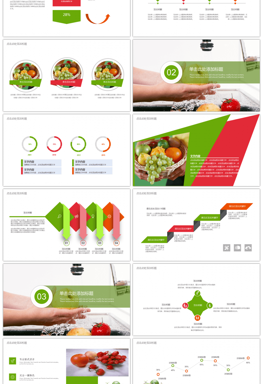 Awesome green food safety and health education summary plan ppt green food safety and health education summary plan ppt template toneelgroepblik Choice Image