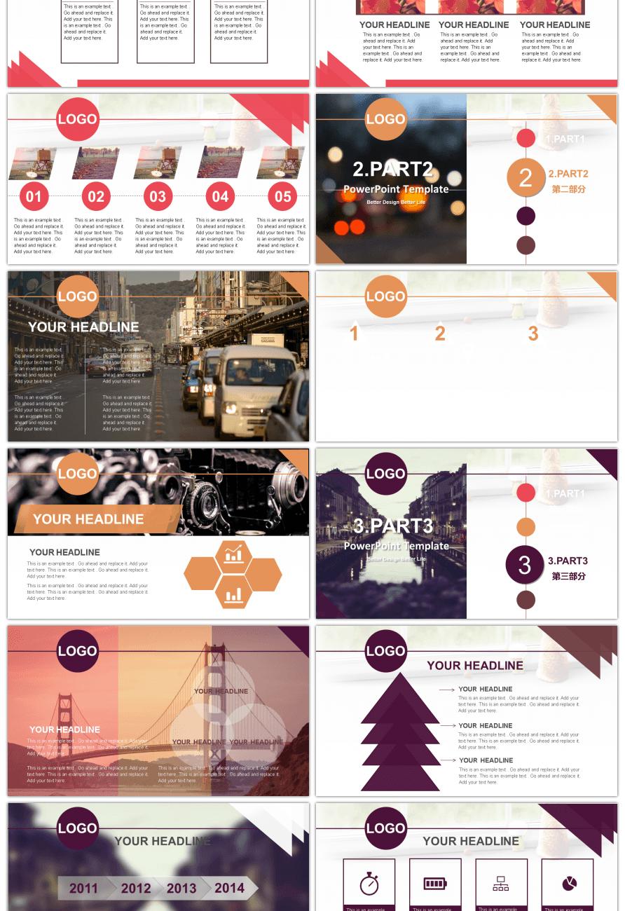 Increíble resumen del plan de trabajo del paisaje informe ppt ...