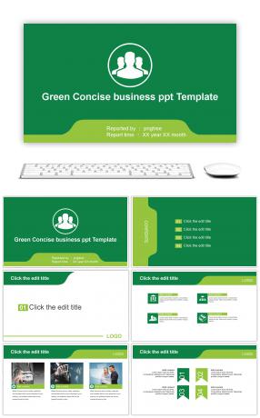 121 simple business ppt template powerpoint templates for unlimited green simple business ppt template accmission Gallery
