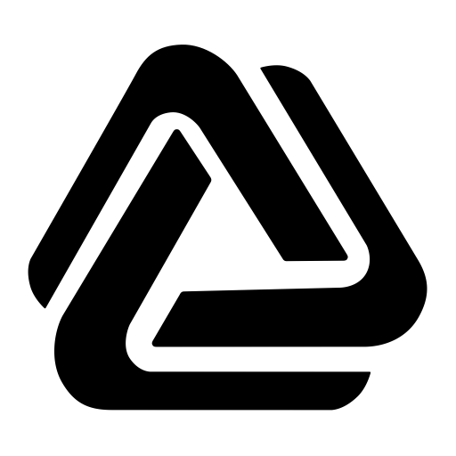 Three-sides-of-the-road-logo-protection Icon