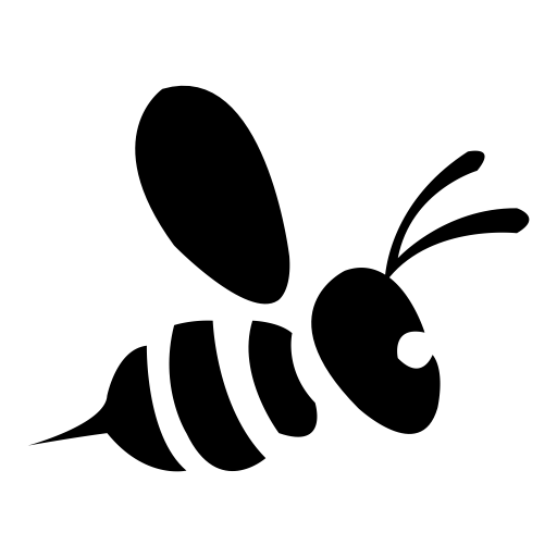 Iconfont Xiaomifeng, Bee, Flying Insect Icon
