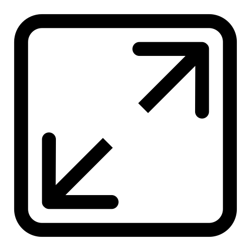 Screen Magnification, Screen, Signal Icon