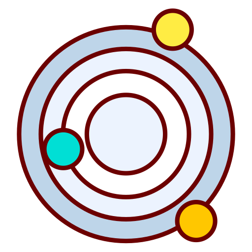The-milky-way-shape-shapes Icon
