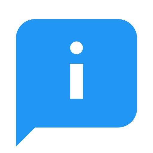 About, Bubble, Chat Icon