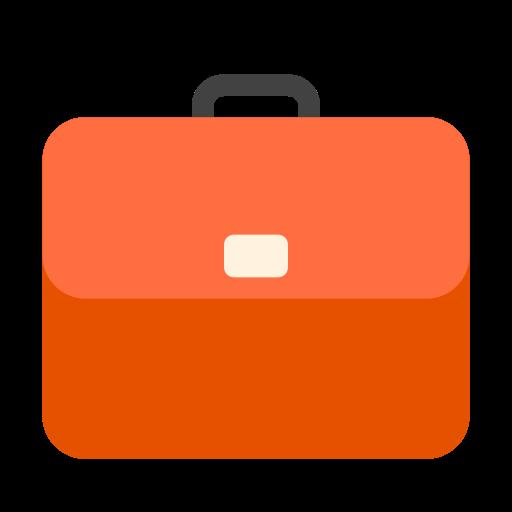 Briefcase, Business, Cancel Icon