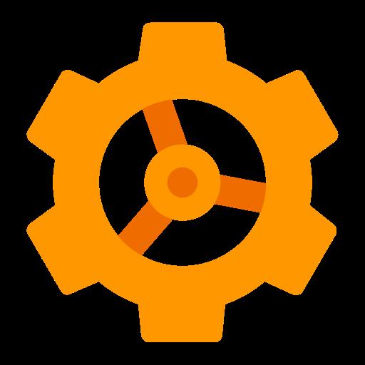 Engineering, Information, Network Icon