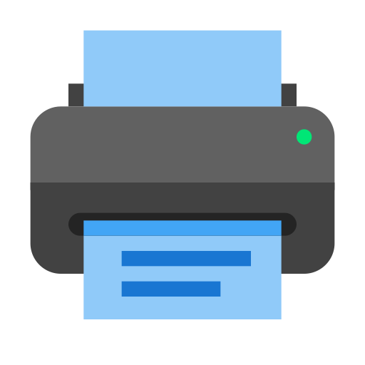 Print, Printer Icon With PNG And Vector Format For Free