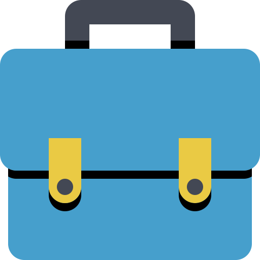 Briefcase   1, Briefcase, Business Icon