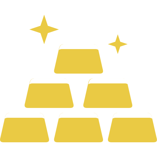 Gold Stack, Stack Icon