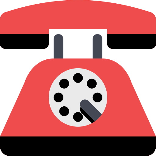 Phone Old, Old Phone, Phone Call Icon